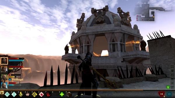 Screenshot zu Dragon Age 2 - Screenshots zum DLC »Das Vermächtnis«