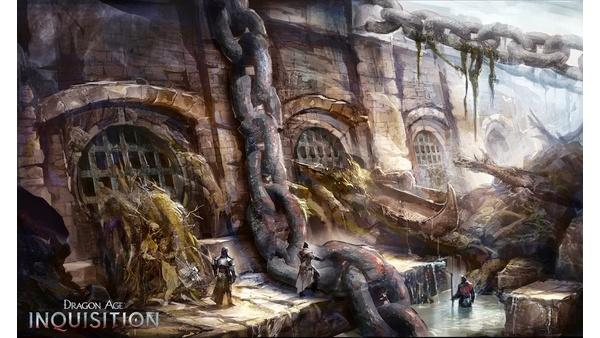 Screenshot zu Dragon Age: Inquisition - Artworks