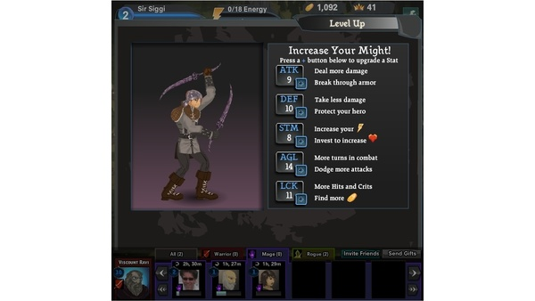 Screenshot zu Dragon Age: Legends - Screenshots