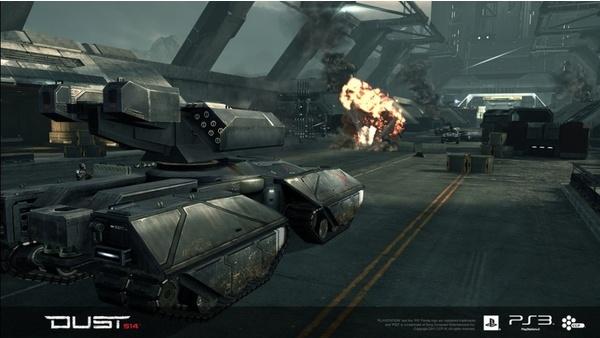 Bild der Galerie Dust 514 - Screenshots zum PS3-Shooter