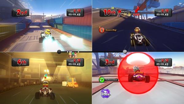 Screenshot zu F1 Race Stars - Screenshots