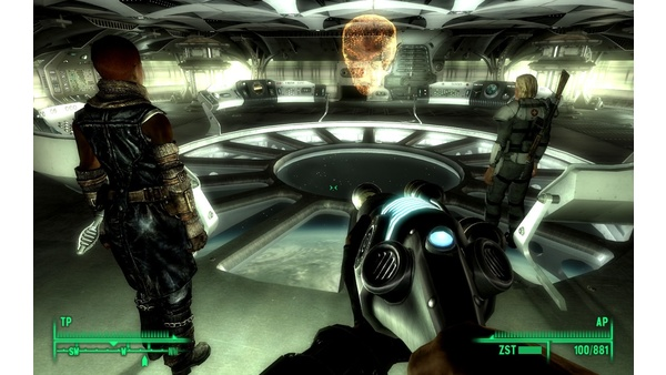 Screenshot zu Fallout 3: Mothership Zeta - Screenshots