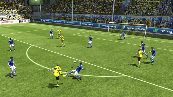Screenshot zu FIFA 13 - Screenshots