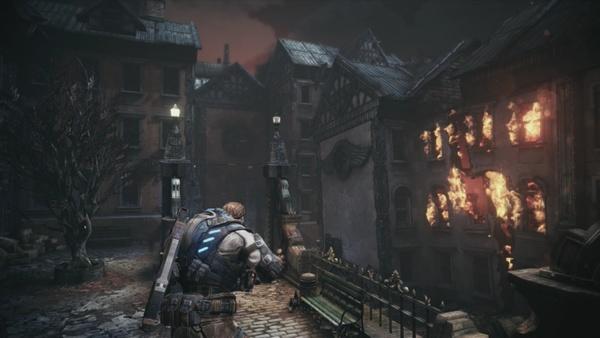 Bild der Galerie Gears of War: Judgment - Screenshots