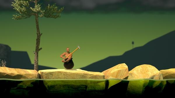 Screenshot zu Getting Over It with Bennett Foddy - Screenshots