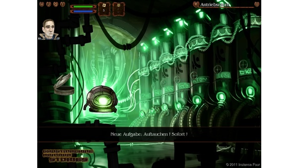 Screenshot zu Ghostmachine - Screenshots