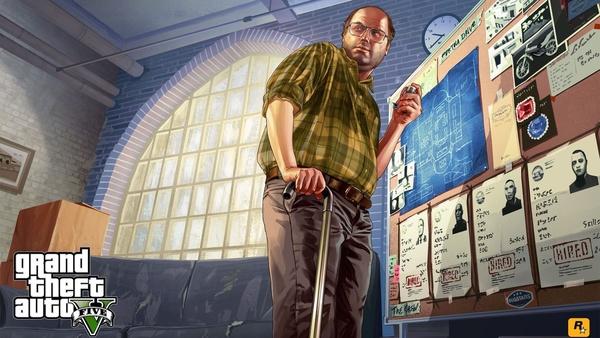 Screenshot zu Grand Theft Auto 5 - Artworks und Konzeptzeichnungen