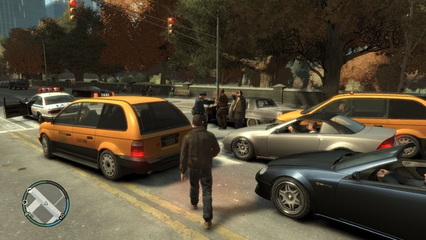 Screenshot zu GTA 4 - Screenshots