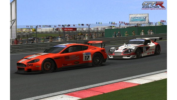 Screenshot zu GTR Evolution - Screenshots