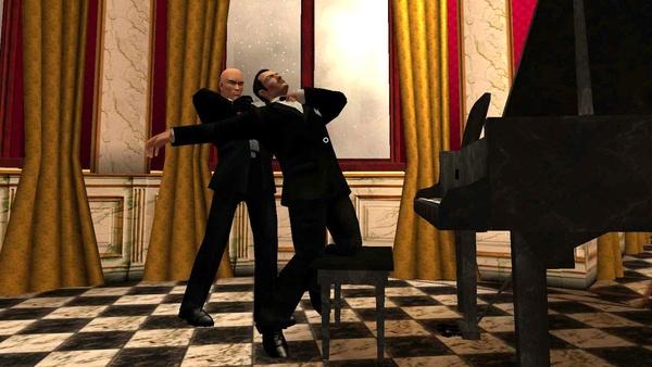 Screenshot zu Die Hitman-Serie - Von Codename 47 bis Absolution