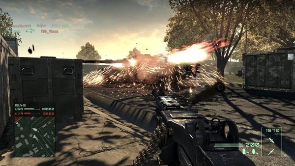 Screenshot zu Homefront - Multiplayer-Screenshots