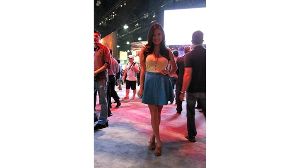 Bild der Galerie E3 2013 - Babes - Die Schönheiten der Spiele-Messe