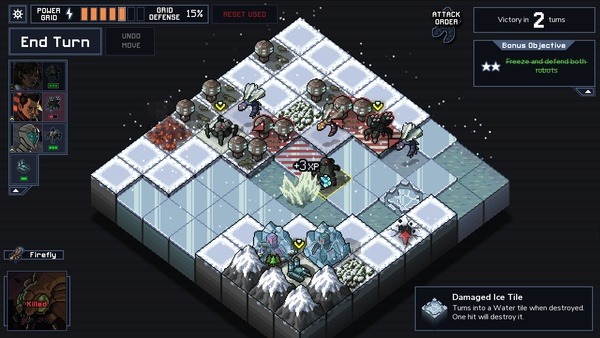 Screenshot zu Into the Breach - Screenshots