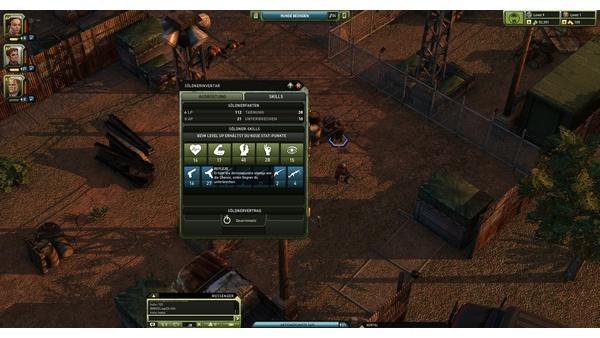 Screenshot zu Jagged Alliance Online - Screenshots