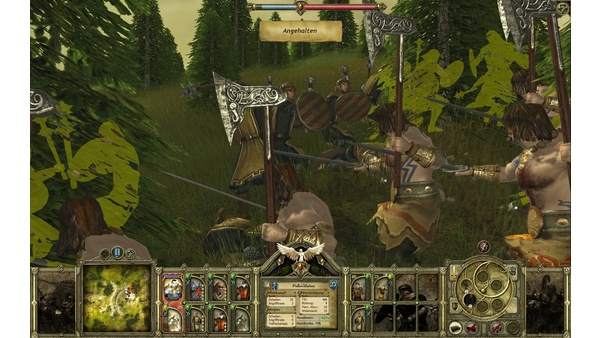 Screenshot zu King Arthur - Screenshots
