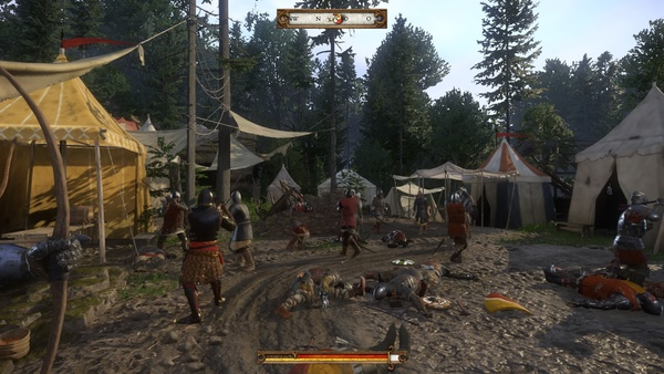 Bild der Galerie Kingdom Come: Deliverance - Screenshots aus der PS4-Version