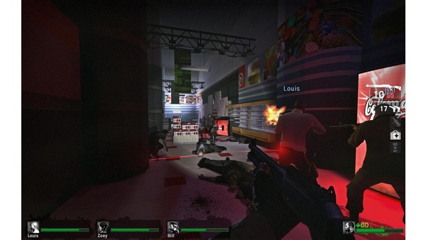 Screenshot zu Left 4 Dead - Mod: Dead before Dawn