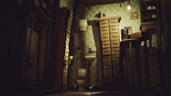 Screenshot zu Little Nightmares - Screenshots