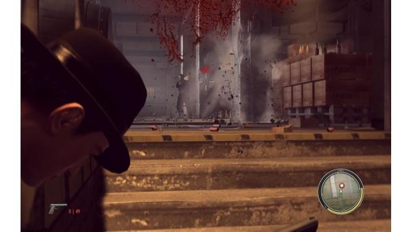 Screenshot zu Mafia 2 - PhysX-Effekte im Detail