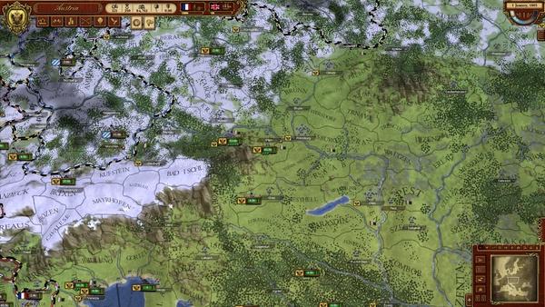 Screenshot zu March of the Eagles - Screenshots