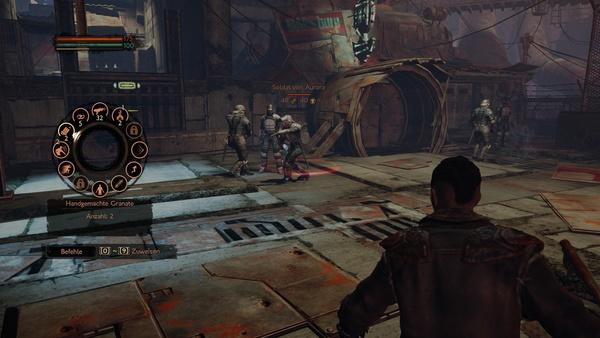 Screenshot zu Mars: War Logs - Screenshots