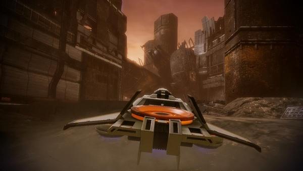 Screenshot zu Mass Effect 2 - DLC: Firewalker Pack