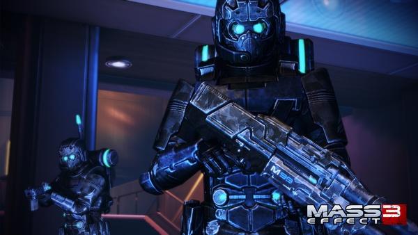 Bild der Galerie Mass Effect 3 - Screenshots aus dem »Citadel«-DLC