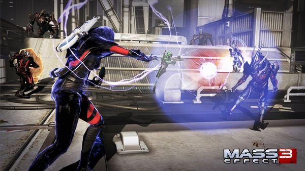 Screenshot zu Mass Effect 3 - Screenshots zum »Erde«-DLC