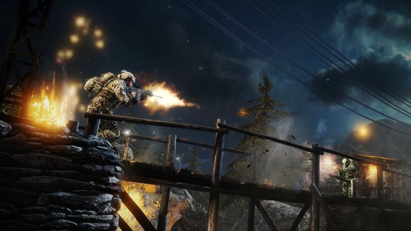 Screenshot zu Medal of Honor: Warfighter - Screenshots zum »Zero Dark Thirty«-DLC