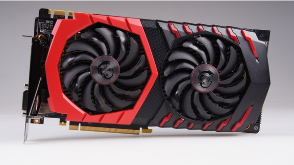 Bilder zu MSI Geforce GTX 1070 Ti Gaming 8G - Bilder