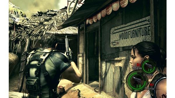 Screenshot zu Resident Evil 5 - Technikcheck: Hohe Details
