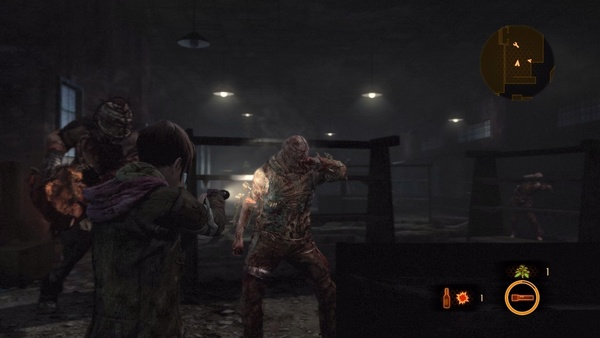 Screenshot zu Resident Evil Revelations 2 - Screenshots