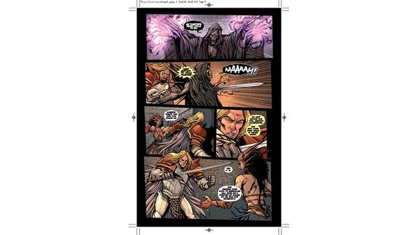 Screenshot zu RIFT - Scans von den Comics