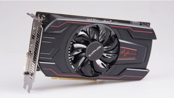 Bilder zu Sapphire Radeon RX 560 Pulse 4GD5 - Bilder