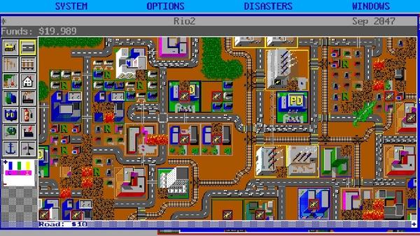 Screenshot zu Sim City - Die Serie - Die Aufbau-Reihe vorgestellt