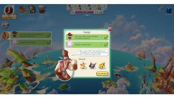 Screenshot zu Skylancer: Battle for Horizon - Screenshots