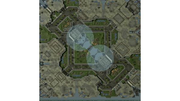 Screenshot zu StarCraft 2: Wings of Liberty - Map-Pack #1