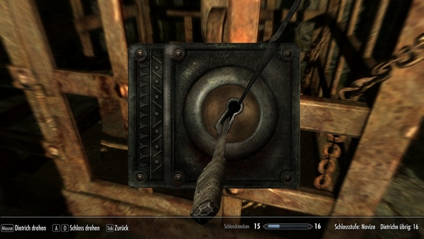 Screenshot zu The Elder Scrolls 5: Skyrim - Zehn goldene Skill-Regeln