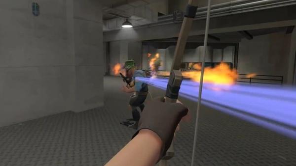 Screenshot zu Top 10: Pfeil- und Bogen-Spiele - Spann die Sehne!