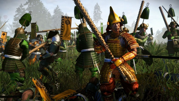 Screenshot zu Total War: Shogun 2 - DLC: »Saints and Heroes«