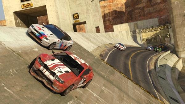 Screenshot zu Trackmania 2: Canyon - Screenshots