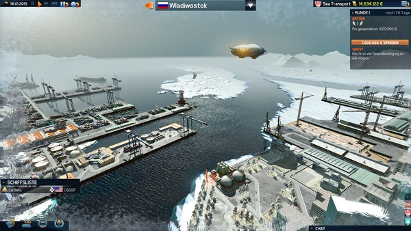 Screenshot zu TransOcean 2: Rivals - Screenshots