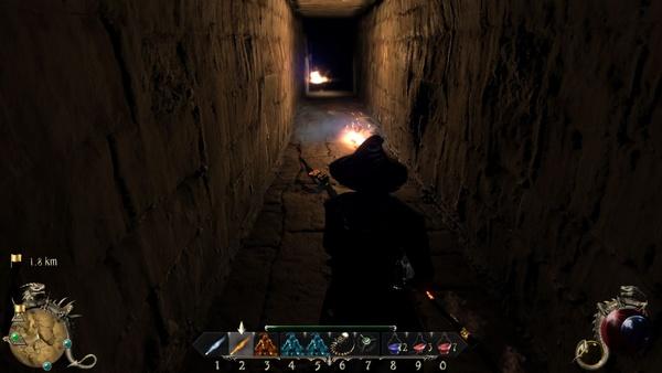 Screenshot zu Two Worlds 2 - Spielwelt
