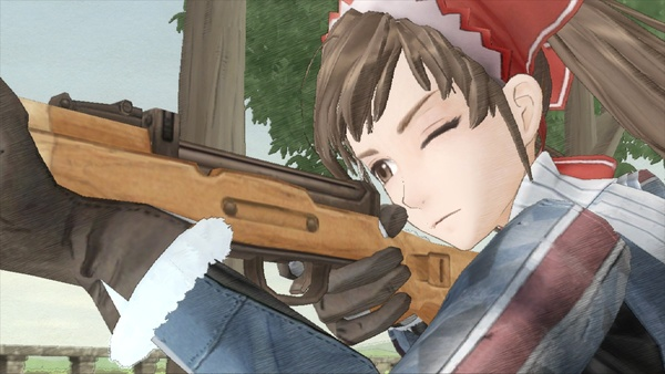 Bild der Galerie Valkyria Chronicles Remaster - PS4-Screenshots