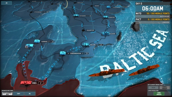 Screenshot zu Wargame: AirLand Battle - Screenshots
