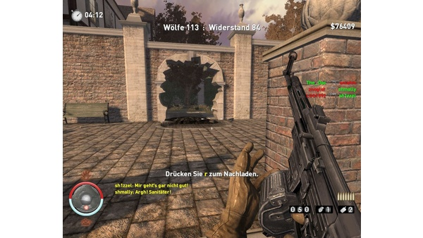Screenshot zu Wolfenstein - Multiplayer-Screenshots