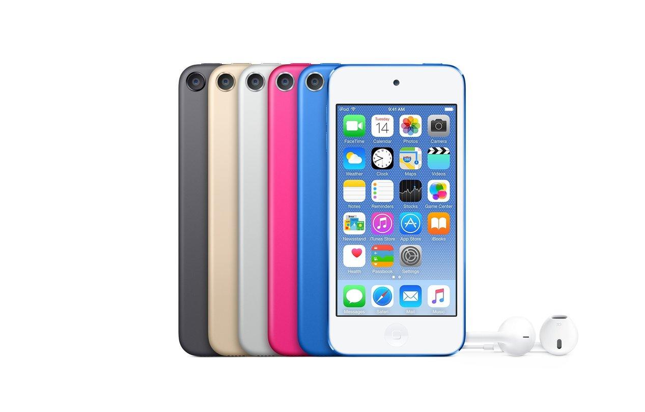 ipod touch 6g im praxischeck apples ipod als spiele handheld gamestar. Black Bedroom Furniture Sets. Home Design Ideas