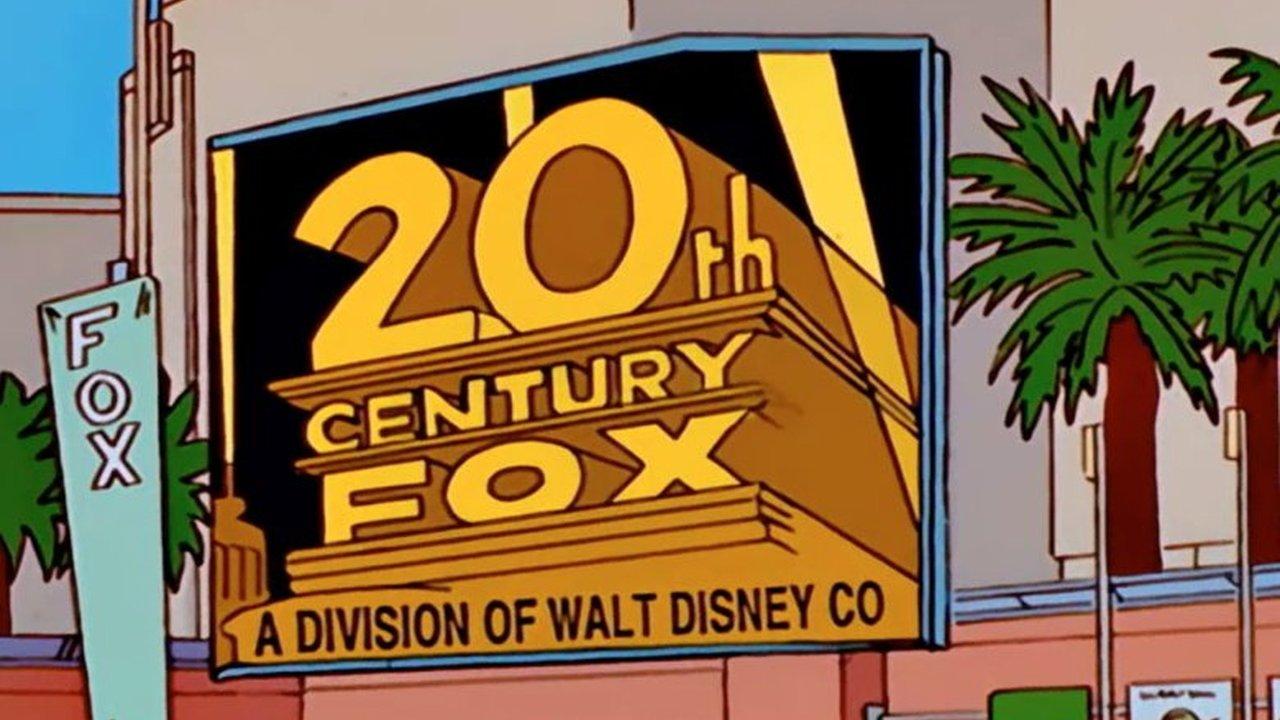 Kultserie Die Simpsons haben den Fox  Disney-Deal bereits vorhergesagt