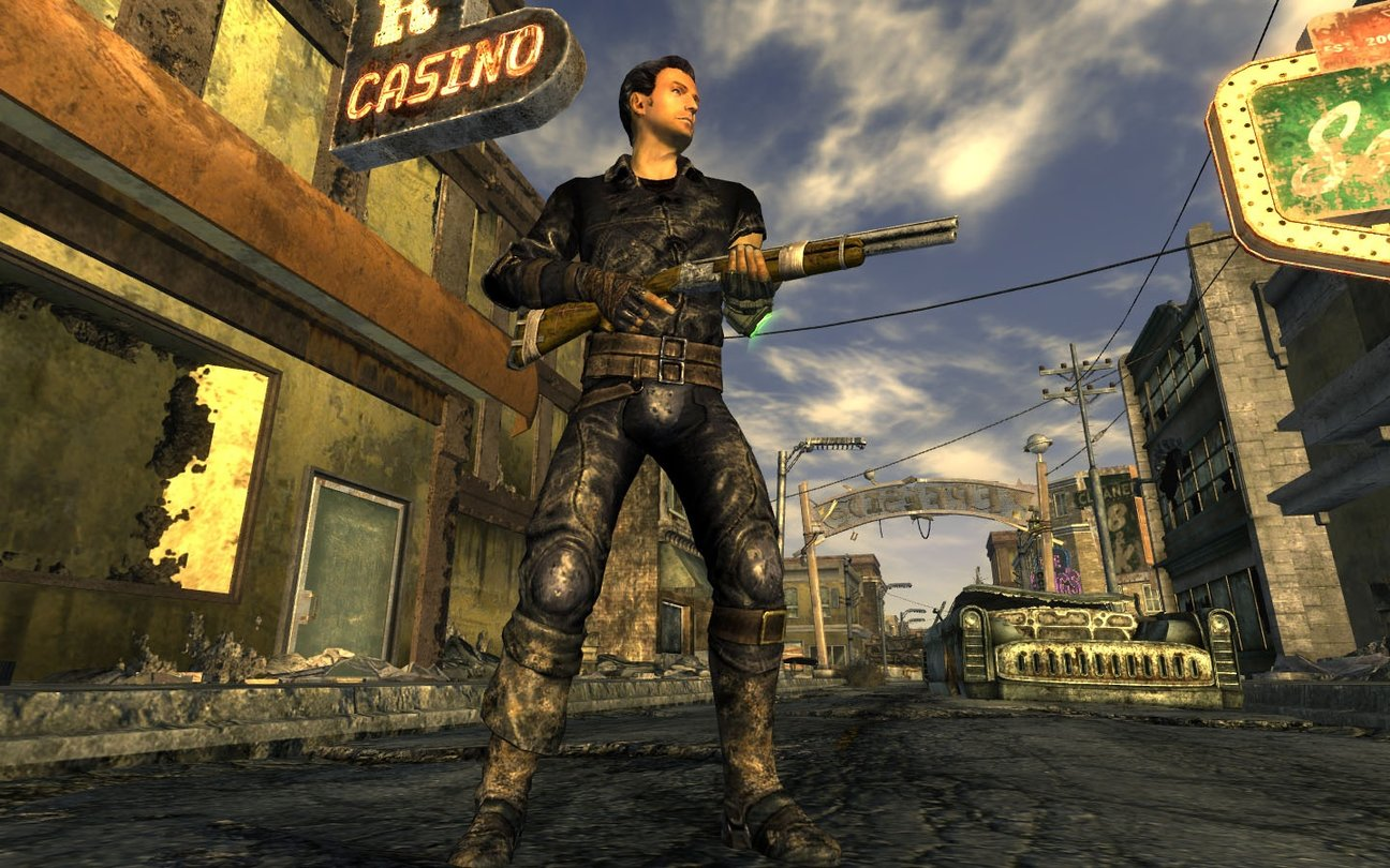 Fisto - The Fallout wiki - Fallout: New Vegas and more