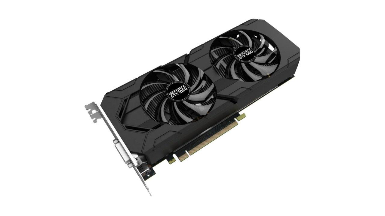 Nvidia plant neue GeForce GTX 1060 mit 5 GB und 1.280 Shadern